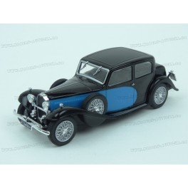Bugatti 57 Galibier 1934, WhiteBox 1:43