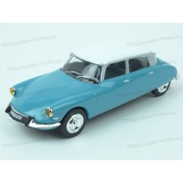 Citroen DS 19 1966, WhiteBox 1:43