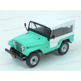 Jeep CJ-5 1963, WhiteBox 1:43