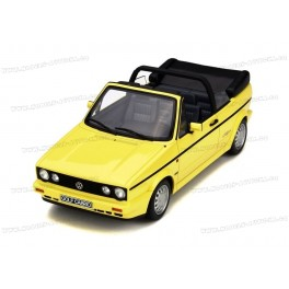Volkswagen Golf Mk.I Cabriolet Young Line 1991, OttO mobile 1/18 scale