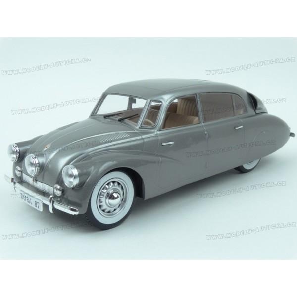 Modely aut - Tatra T87 1937 v měřítku 1:18