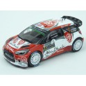 Citroen DS3 WRC Nr.7 Rally Monte Carlo 2016 (Rally World Cup), IXO Models 1/43 scale