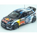 Volkswagen Polo R WRC Nr.1 Red Bull Rally Australia 2016, IXO Models 1/43 scale