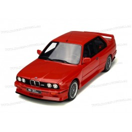 BMW (E30) M3 Sport Evolution (EVO III) 1989 - 1990, OttO mobile 1:12