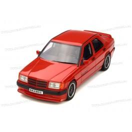 Mercedes Benz (W201) Brabus 190E 3.6S 1988, OttO mobile 1/18 scale