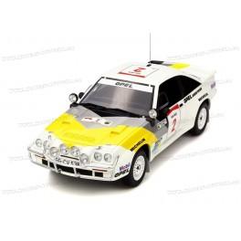 Opel Manta 400 Gr.B Nr.2 Rally Safari 1983, OttO mobile 1/18 scale