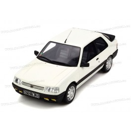 Peugeot 309 GTI Phase I 1985, OttO mobile 1/18 scale