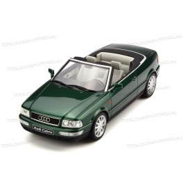 Audi Cabriolet (B3 Typ 8G) 2.8l 1991, OttO mobile 1/18 scale