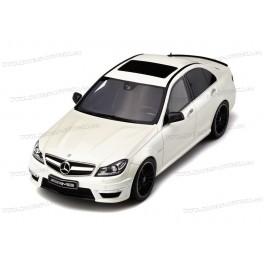 Mercedes Benz (W204) C63 AMG Sedan 2011, GT Spirit 1/18 scale