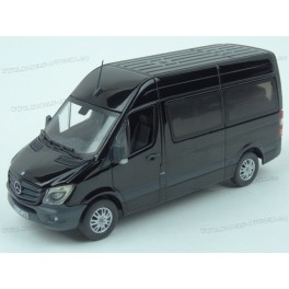 Mercedes Benz (W906) Sprinter Bus Facelift 2014 (Black)