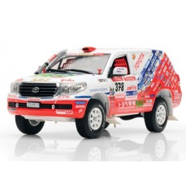 Toyota Land Cruiser Nr.378 Dakar Rally 2009
