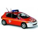 Peugeot 307 Pompiers Medecin, NOREV 1:43