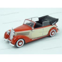 Mercedes Benz (W153) 230 Convertible 1939, WhiteBox 1/43 scale