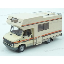 Citroen C25 Camping Car 1985, IXO Models 1/43 scale