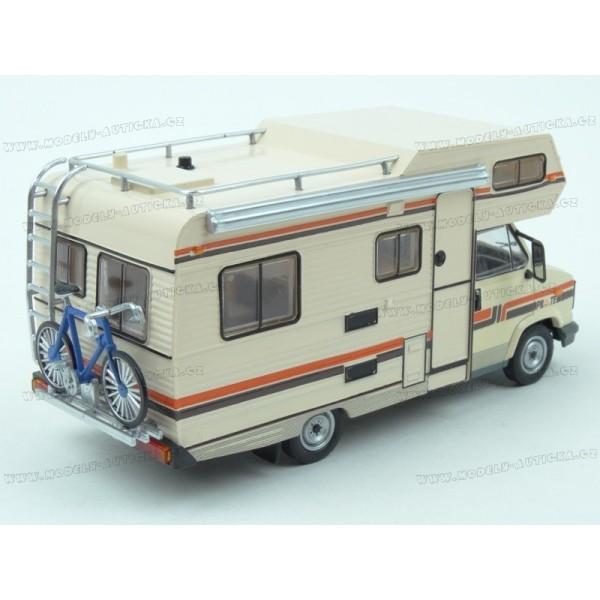 citroen c25 camping car 1985 ixo models 1 43 model. Black Bedroom Furniture Sets. Home Design Ideas