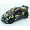 Ford Fiesta RS WRC Nr.46 Winner Monza Rally 2012, IXO Models 1:43