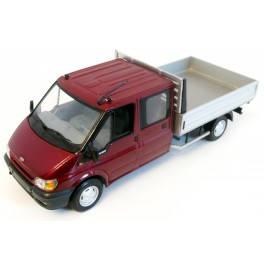Ford Transit Double Cabine 2000, Minichamps 1:43