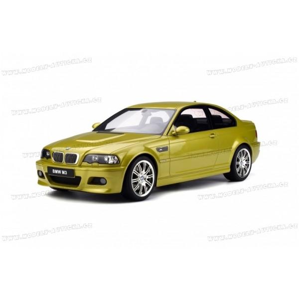 2000 Bmw M3: BMW (E46) M3 Coupe 2000, OttO Mobile 1/12 Scale Model