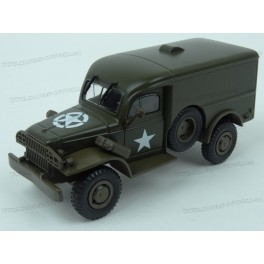 Dodge WC 54 US Army 1942, WhiteBox 1/43 scale
