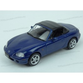 Mazda MX-5 (NB) 2001 closed roof, First 43 Models 1/43 scale