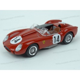 Ferrari 250 TR Nr.14 Winner 24h Le Mans 1958, IXO Models 1:43