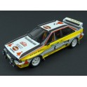 Audi Quattro A2 Nr.4 Rally Portugal 1984 (6th place), Trofeu 1:43