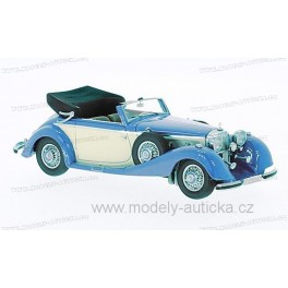 Mercedes Benz 540K Typ A Cabriolet 1936, Neo Models 1/43 scale