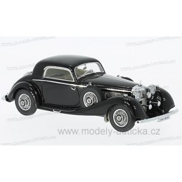 Mercedes Benz 500-540K Coupe 1936, Neo Models 1/43 scale
