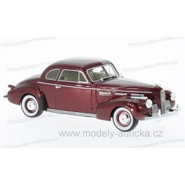 LaSalle Series 50 Coupe 1940, Neo Models 1/43 scale