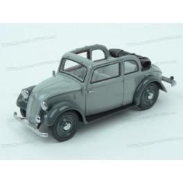 Mercedes Benz 130 Convertible-Sedan 1935, AutoCult 1/43 scale