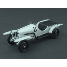Walter WZ 1500 Nr.8 1921, AutoCult 1/43 scale