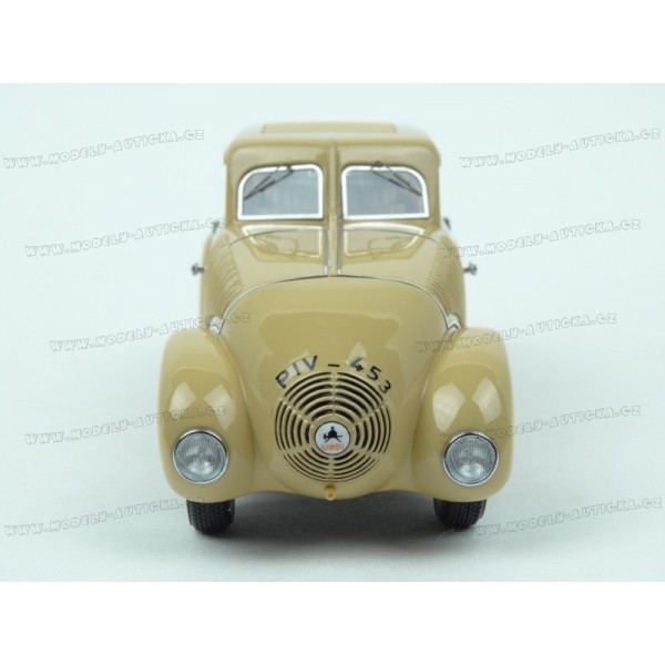 Modely aut - Wikov 35 Kapka 1931 v měřítku 1:43