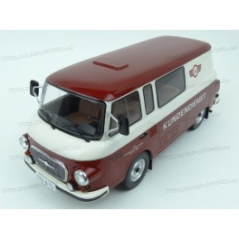 Barkas B 1000 Halbbus SIMSON Service 1970, MCG (Model Car Group) 1/18 scale