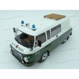 Barkas B 1000 Halbbus Volkspolizei 1970, MCG (Model Car Group) 1/18 scale