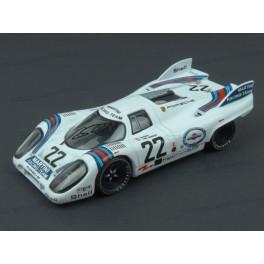 Porsche 917K Martini Nr.22 Winner 24h Le Mans 1971, IXO Models 1/43 scale