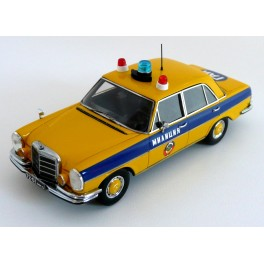 Mercedes-Benz W108 USSR Police Moskva 1975