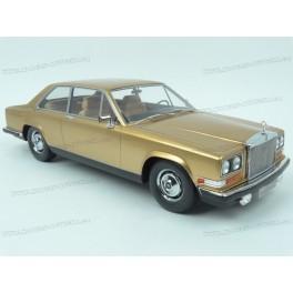 Rolls Royce Camarque 1975, BoS Models 1/18 scale