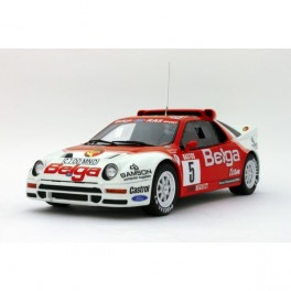 Ford RS200 Nr.5 Rally Ypres 1986