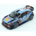 Hyundai i20 Coupe WRC Nr.5 Winner Rally Tour de Corse 2017 model 1:43 IXO Models RAM645