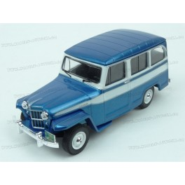 Jeep Willys Station Wagon 1960, IXO Models 1/43 scale