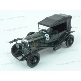 Bentley 3 Litre Sport Nr.8 Winner 24h Le Mans 1924 model 1:43 IXO Models LM1924