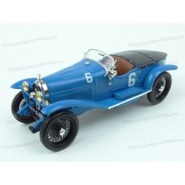 Lorraine-Dietrich B3-6 Nr.6 Winner 24h Le Mans 1926 model 1:43 IXO Models LM1926