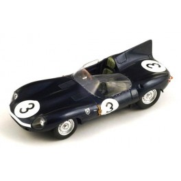 Jaguar D Nr.3 Winner Le Mans 1957, SPARK 1:43
