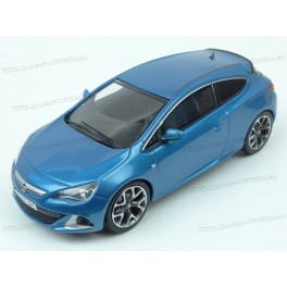 Opel Astra J GTC OPC 2012, iScale 1/43 scale