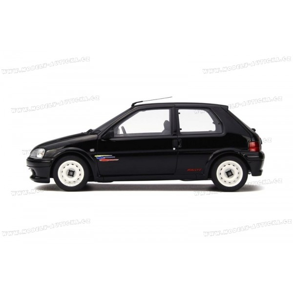 peugeot 106 rallye phase ii 1996 otto mobile 1 18 model. Black Bedroom Furniture Sets. Home Design Ideas
