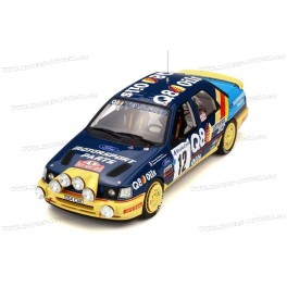 Ford Sierra RS Cosworth 4X4 Nr.12 Rallye Monte Carlo 1991, OttO mobile 1/18 scale