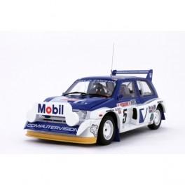 MG Metro 6R4 Nr.5 Rallye Monte Carlo 1986