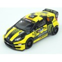 Ford Fiesta RS WRC Nr.46 Winner Monza Rally 2016 model 1:43 IXO Models RAM320