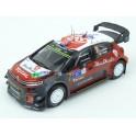 Citroen C3 WRC Nr.7 Winner Rally Mexico 2017 (Championship Rally), IXO Models 1/43 scale