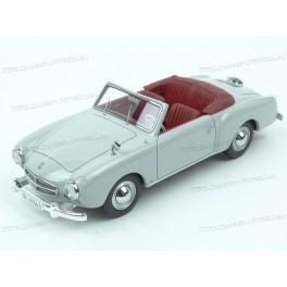Beutler (VW) Special Convertible 1953, AutoCult 1/43 scale